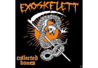 Exoskelett - Collected Bones - (Vinyl)
