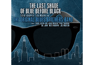 Original Blues Brothers B - Last Shade Of Blue Before Black - (CD)