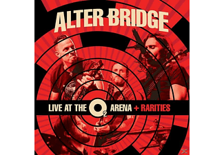 Alter Bridge - Love At The O2 Arena+Rarities (4LP Box Weiss) - (Vinyl)