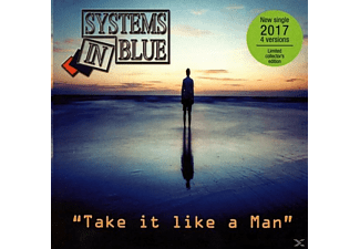 Systems In Blue - Take It Like a Man - (CD)