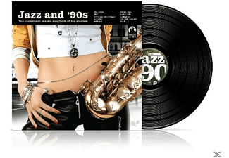 VARIOUS - Jazz And 90s - (Vinyl)