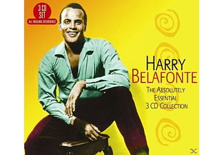 Harry Belafonte - The Absolutely Essential - (CD)