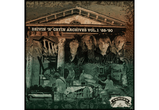 Drivin' N' Cryin' - Archives Vol.1 1988-1990 - (CD)