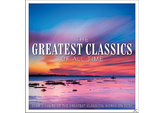 VARIOUS - Greatest Classics Of All Time - (CD)