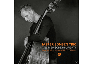 Jasper Trio Somsen - A New Episode In Life Pt.II - (CD)
