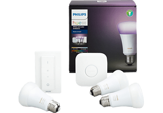 PHILIPS HUE 10W A60 E27 3 SET EU