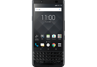BLACKBERRY KEYone Black Edition, Smartphone, 64 GB, 4.5 Zoll, Schwarz, LTE