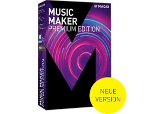 MAGIX Music Maker Premium  2018 - Limited Edition