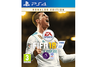 FIFA 18 Ronaldo Edition (PlayStation 4)