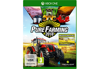 Pure Farming 2018 Day One Edition Simulation Xbox One