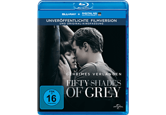 Fifty Shades Of Grey - (Blu-ray)