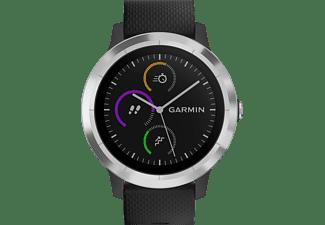 garmin smartwatch vivoactive 3 wei edelstahl 010 01769 20. Black Bedroom Furniture Sets. Home Design Ideas