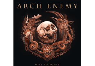 Arch Enemy - Will To Power (CD)