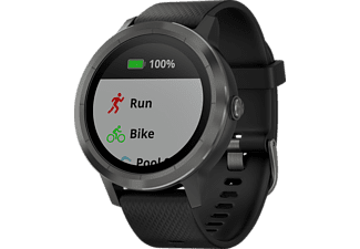 garmin v voactive 3 smartwatch kaufen saturn. Black Bedroom Furniture Sets. Home Design Ideas
