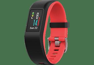 GARMIN  Vivosport, Fitnesstracker, S/M, Silikon, Fuchsia Focus