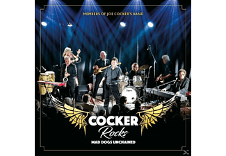 Cocker Rocks - Mad Dogs Unchained - (CD)