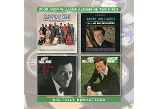 Andy Williams - Wonderful World/Call Me I Irresponsible & Other Hi - (CD)
