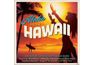 VARIOUS - Aloha From Hawaii - (CD)