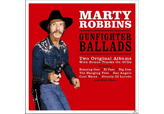 Marty Robbins - Gunfighter Ballads - (CD)