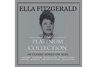 Ella Fitzgerald - Platinum Collection - (CD)