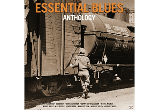 VARIOUS - Essential Blues Anthology - (Vinyl)