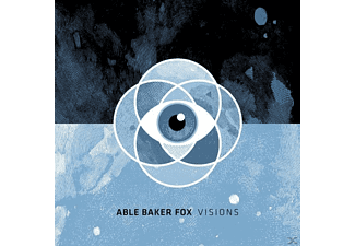 Able Baker Fox - Visions (+Download) - (Vinyl)