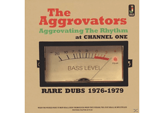 The Aggrovators - Aggrovating The Rhythm At Channel One (1976-1979) - (CD)