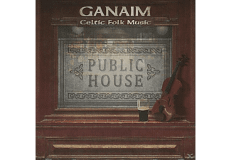 Ganaim - Public House - (CD)