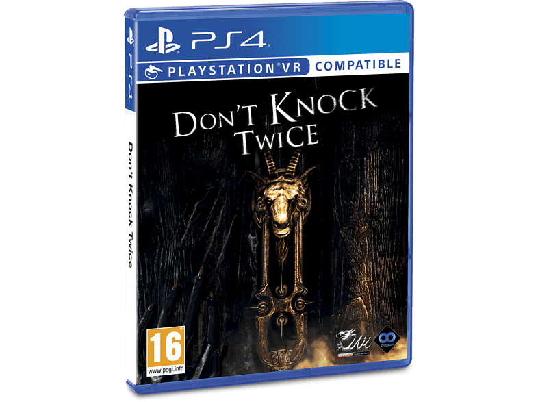Dont knock twice vr compatible PlayStation 4 gaming games ps4 games