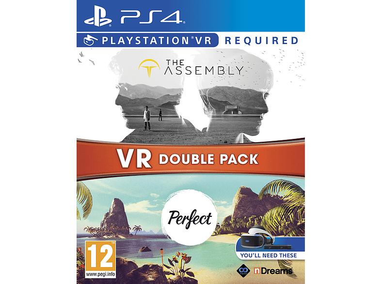 Ndream Collection The Assembly & Perfect Vr PlayStation 4 gaming games ps4 games