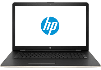 HP 17-bs030ng, Notebook mit 17.3 Zoll Display, Core™ i5 Prozessor, 12 GB RAM, 1000 GB HDD, Intel HD Graphics 620, Gold