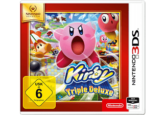 Kirby Triple Deluxe Selects - Nintendo 3DS