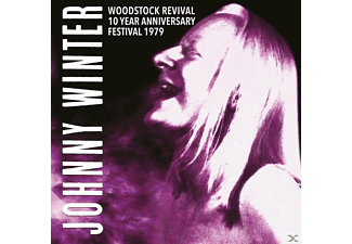 Johnny Winter - Woodstock Revival 10 Year Anniversary 1979 - (Vinyl)