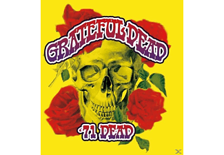Grateful Dead - '71 Dead (New Artwork Version) - (CD)