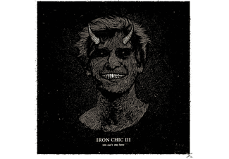 Iron Chic - III-You Can't Stay Here - (CD)