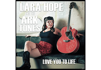 Lara & The Ark-tones Hope - Love You To Life - (Vinyl)