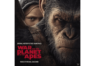 O.S.T. - War For The Planet Of The Apes - (Vinyl)