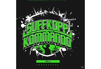 VARIOUS - Suffkoppkommando 2 - (CD)