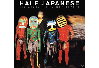 Half Japanese - Half Gentlemen/Not Beasts - (LP + Download)