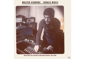 Walter Gibbons - Jungle Music (2LP) - (Vinyl)