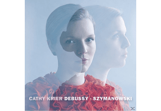 Cathy Krier - Images I & II/Masques op.34 - (CD)