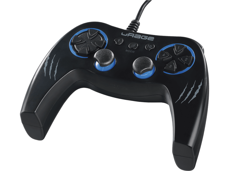 "HAMA Hama PC-USB-Gamepad ""uRage Essential V2 gaming απογείωσε την gaming εμπειρία gaming controllers"