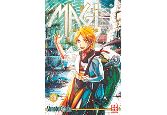 Magi - The Labyrinth of Magic - Band 30, Fantasy (Taschenbuch)