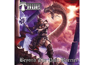 Thor - Beyond The Pain Barrier - (CD)