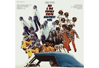 Sly & The Family Stone - Greatest Hits (Vinyl LP (nagylemez))