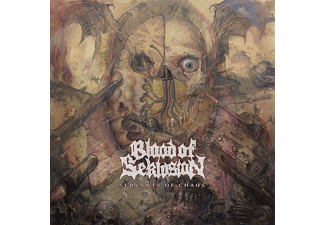Blood Of Seklusion - Servants Of Chaos (CD)