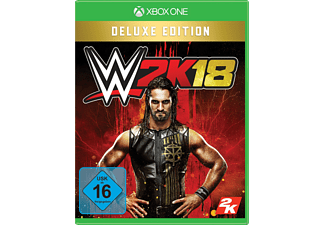 WWE 2K18 - Deluxe Edition - Xbox One