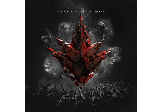 Circus Maximus - Havoc In Oslo (CD + Blu-ray)