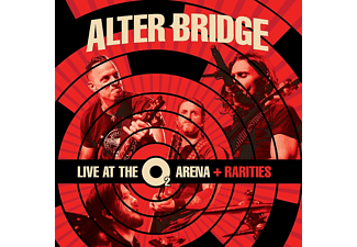 Alter Bridge - Live At The O2 Arena + Rarities (tripla CD digipak) (CD)