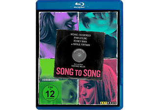 Song to Song - (Blu-ray)